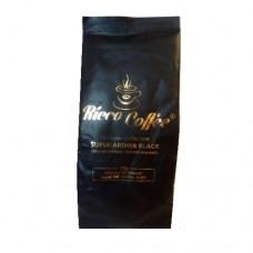 Кофе Ricco Рико Super Aroma Black 75г молотый