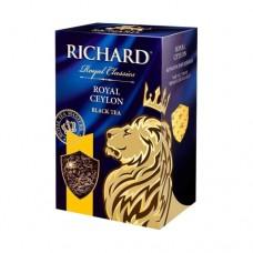 Чай Richard Ричард черный Роял Цейлон 90г