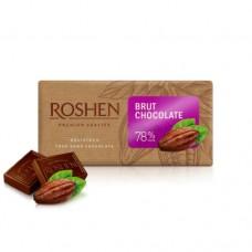 Шоколад Рошен Брют 78%какао 90г