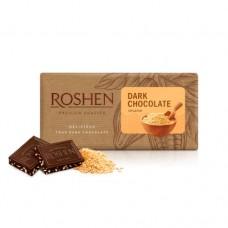 Шоколад Рошен черный с сезамом 90г