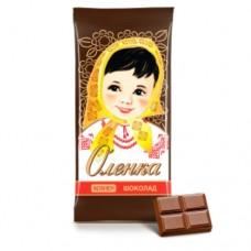 Шоколад Рошен молочный Алёнка 90г