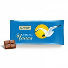 Шоколад Рошен молочный Чайка 90г