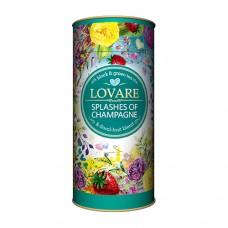 Чай Ловаре LOVARE Брызги шампанского 80г банка