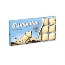 Шоколад Schogetten молочный Stracciatella 100г