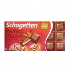 Шоколад Schogetten PM Cinnamon Cream 100г