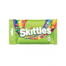 Жевательное драже Skittles Скитлс Кисломикс 38г