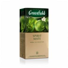 Чай Greenfield Гринфилд Мате Цитрус Spirit Mate 25 сашетов
