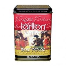 Чай черный Tarlton Тарлтон Пекое 250г жесть банка