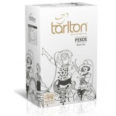 Чай черный Tarlton Тарлтон Пекое 100г
