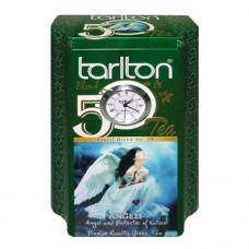 Чай зеленый Tarlton Тарлтон Ангел 200г жесть банка