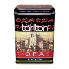 Чай черный Tarlton Тарлтон ОРА 250г жесть банка