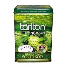 Чай зеленый Tarlton Тарлтон Саусеп 200г жесть банка