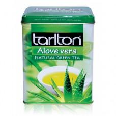 Чай зеленый Tarlton Тарлтон Алое вера 250г жесть банка