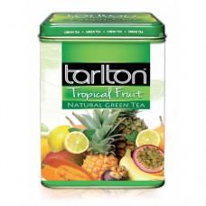 Чай зеленый Tarlton Тропик 200г жесть банка