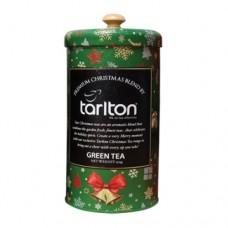Чай зеленый Tarlton Тарлтон Бархат Зелёный 150г жесть банка