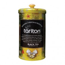 Чай черный Tarlton Тарлтон Бархат Золотой 150г жесть банка