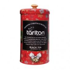 Чай черный Tarlton Тарлтон Бархат Красный 150г жесть банка