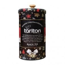 Чай черный Tarlton Тарлтон Черный бархат 150г жесть банка