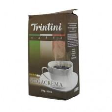 Кофе Trintini Megacrema 250г молотый