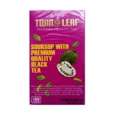 Чай Twin Leaf черный Саусеп 100г