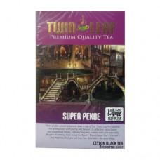 Чай Twin Leaf чёрный Супер Пекое 100г