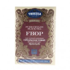 Чай Twistea Твисти черный FBОР 100г