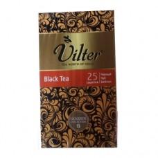 Чай Vilter Вилтер черный 25 сашет
