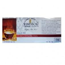 Чай Windsor Виндзор черный 25 пакетов