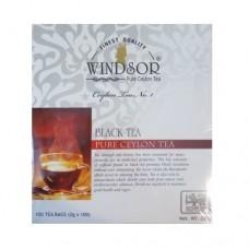 Чай Windsor Виндзор черный 100 пакетов