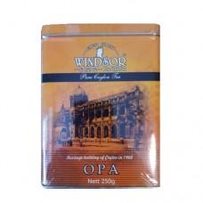 Чай чёрный Виндсор Windsor ОРА 250г жесть банка