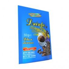 Кофейный напиток Золотое Зерно Днипро 50г пакет